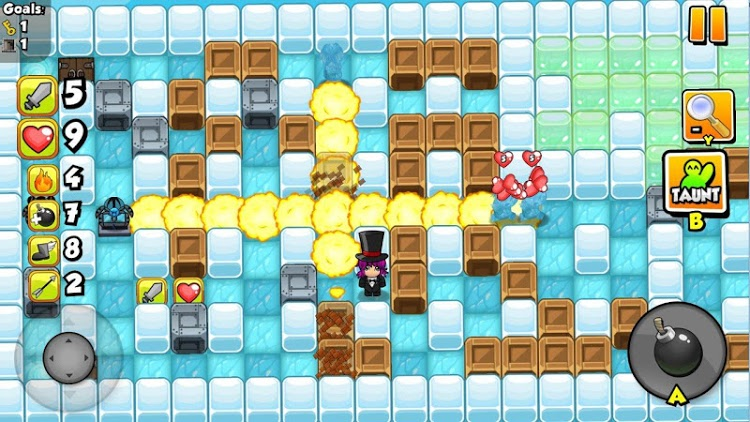 bomberman-ios
