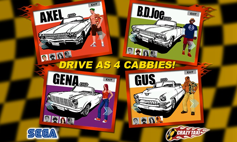 crazytaxi-ios