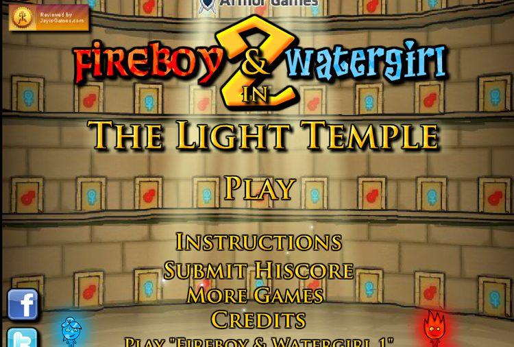 fireboyandwatergirl2