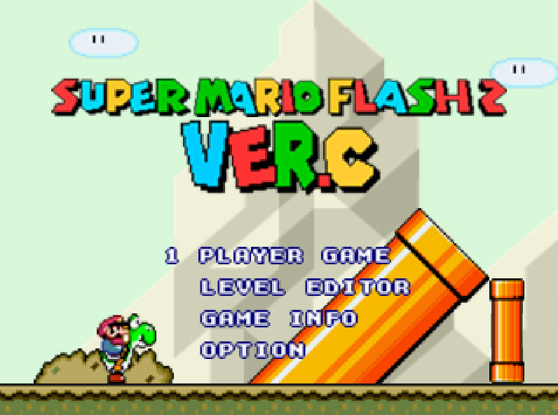 super mario flash 2 ver c