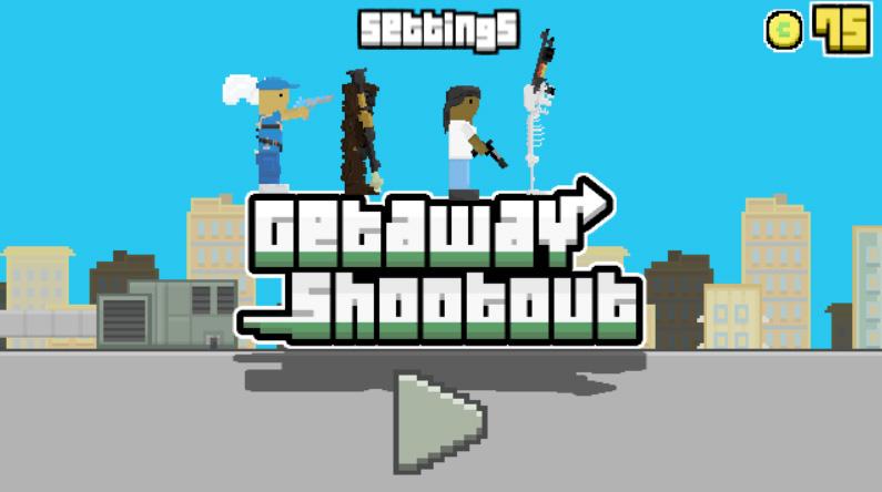 Getaway Shootout unblocked